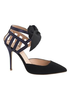 collection-caged-bow-pumps by jcrew