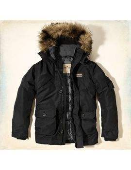 doheney-parka by hollister