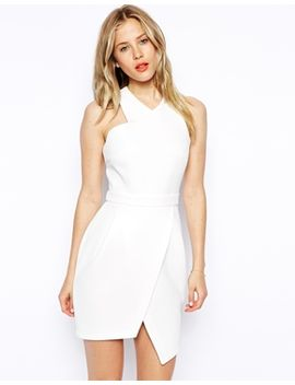asos-asymmetric-dress-with-step-hem by asos-collection