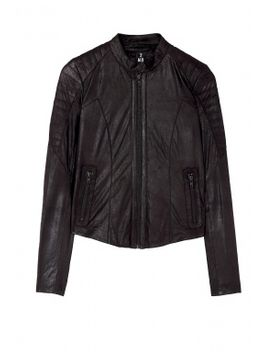 Earany Leather Jacket by 2nd Day