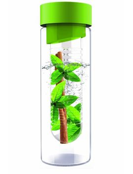asobu-flavor-it-20-once-glass-water-bottle-with-fruit-infuser,--green by asobu