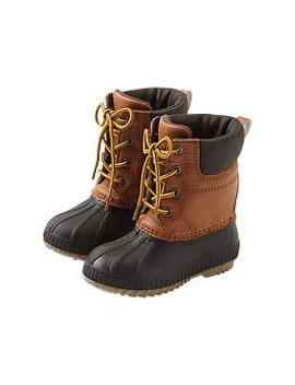 duck-boots by gap