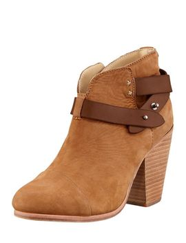 harrow-nubuck-ankle-boot,-camel by rag-&-bone