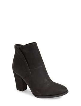ristin-leather-bootie by vince-camuto