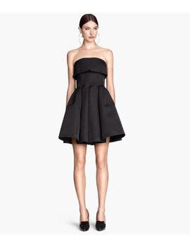 flared-jumpsuit-dress by h&m
