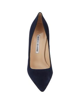 suede-bb-pumps by manolo-blahnik