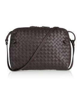 messenger-small-intrecciato-leather-shoulder-bag by bottega-veneta