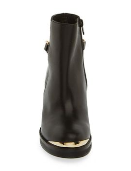 merit-chain-ankle-boot by topshop