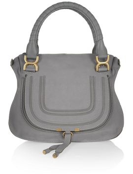 the-marcie-medium-textured-leather-tote by chloé