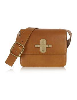 devon-medium-leather-shoulder-bag by chloé