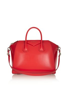 medium-antigona-bag-in-red-leather by givenchy