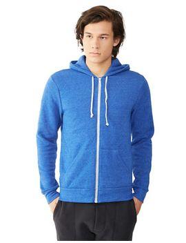 zip-up-hoodie by alternative