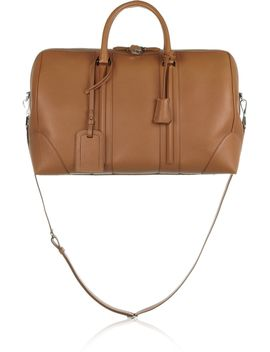 lucrezia-weekend-bag-in-tan-leather by givenchy
