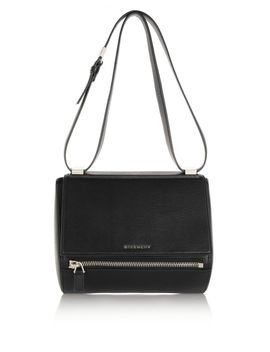 medium-pandora-box-bag-in-black-leather by givenchy