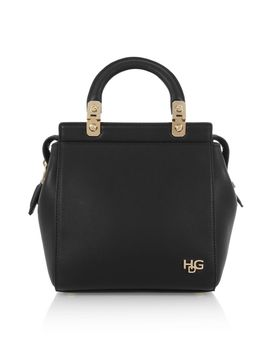 mini-house-de-givenchy-bag-in-black-leather by givenchy