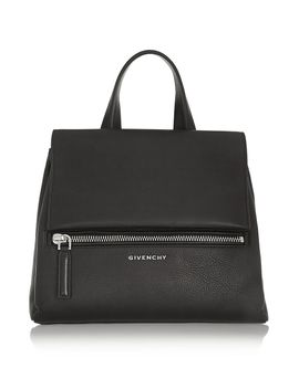small-pandora-pure-bag-in-black-textured-leather by givenchy
