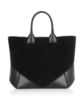 easy-tote-in-black-suede-and-leather by givenchy