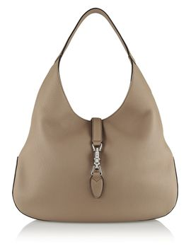 jackie-soft-hobo-textured-leather-shoulder-bag by gucci