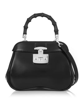 lady-lock-small-glossed-leather-shoulder-bag by gucci