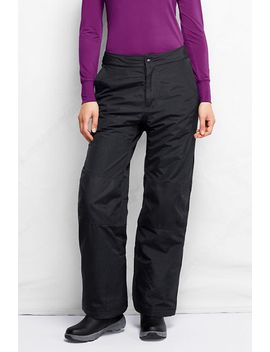 womens-petite-squall-snow-pants by lands-end