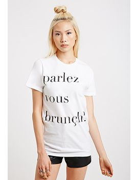 reason-brunch-graphic-tee by forever-21