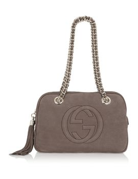 soho-small-suede-shoulder-bag by gucci