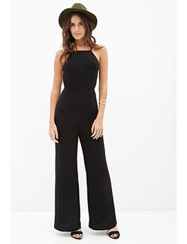 wide-leg-backless-jumpsuit by forever-21