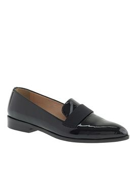 patent-penny-loafers by jcrew