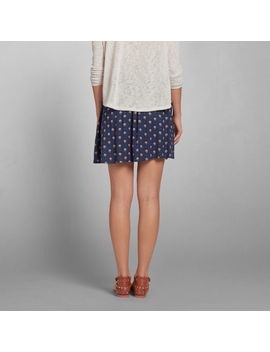 charissa-skater-skirt by abercrombie-&-fitch
