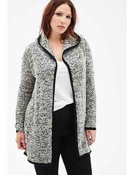 marled-loop-knit-cardigan by forever-21