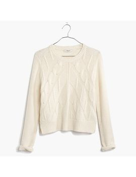 chevron-crop-sweater by madewell