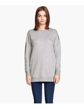 oversized-sweatshirt by h&m