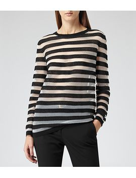 semi-sheer-stripe-knit by alba