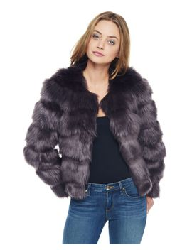 faux-mink-jacket by juicy-couture