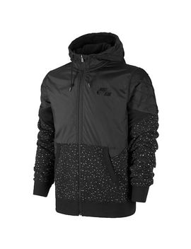 nike-aw77-bb-full-zip-fleece-hoodie by nike