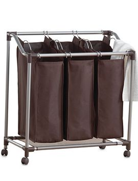 hampers,-deluxe-everfresh-laundry-triple-sorter by neatfreak