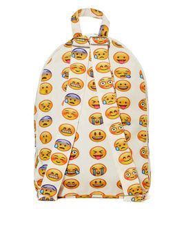 emoji-nal-backpack by nasty-gal