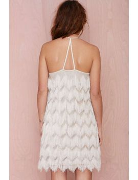 joa-shake-off-fringe-dress by nasty-gal