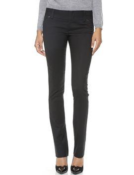 olivia-wide-waistband-pants by alice-+-olivia