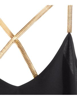 flared-camisole-top by h&m