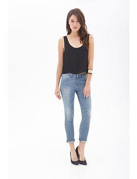 skinny-boyfriend-jeans by forever-21