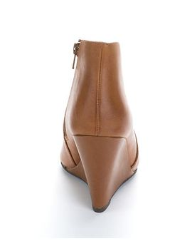 wedge-leather-ankle-booties by seychelles