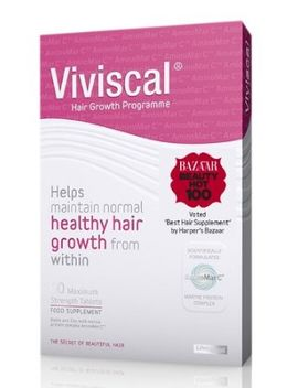 viviscal-extra-strength-hair-nutrient-tablets,-60-tablets-(packaging-may-vary) by viviscal