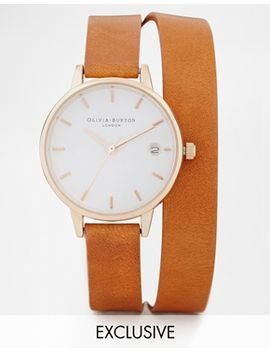 olivia-burton-exclusive-for-asos-midi-dial-wrap-watch by olivia-burton