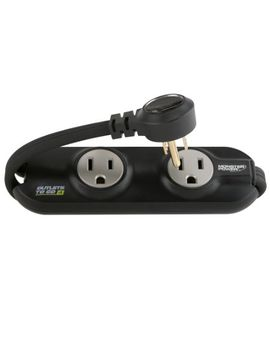 monster-mp-otg400-bk-outlets-to-go-power-strip---4-ac-outlets---black by monster