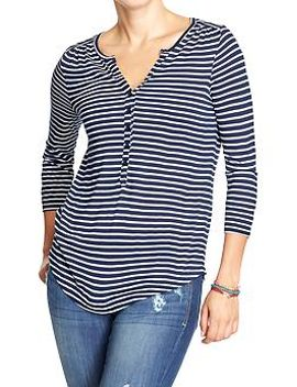 womens-jersey-henleys by old-navy