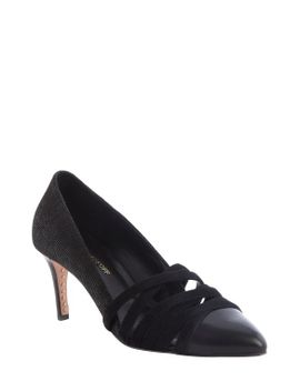 black-pebbled-leather-bentley-pumps by minkoff
