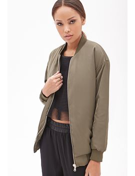 bomber-jacket by forever-21