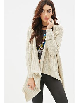 shawl-open-front-cardigan by forever-21