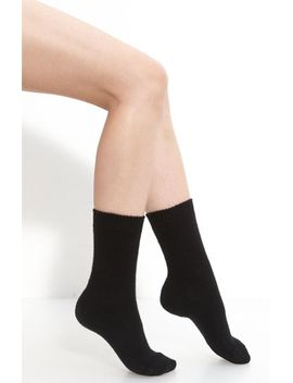cashmere-blend-mid-calf-socks by bella